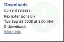 Visit CodePlex to download